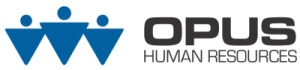Opus Human Resources Logo